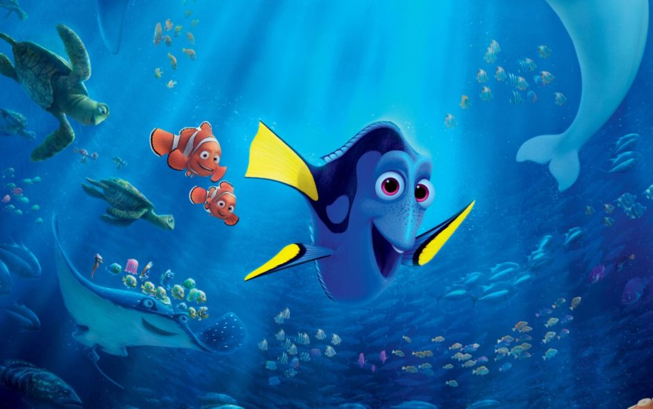 What would Dory do?